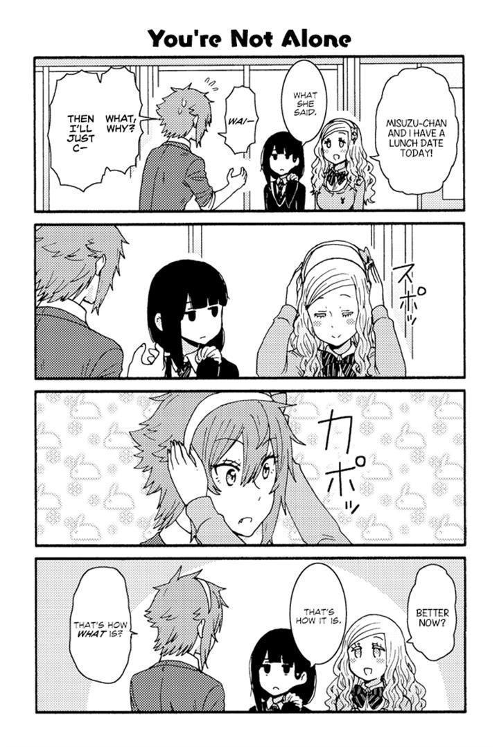 Tomo-chan wa Onnanoko! 213 Page 1