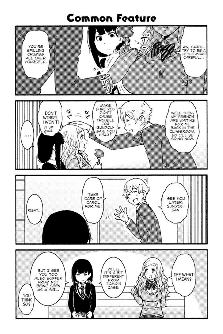 Tomo-chan wa Onnanoko! 218 Page 1
