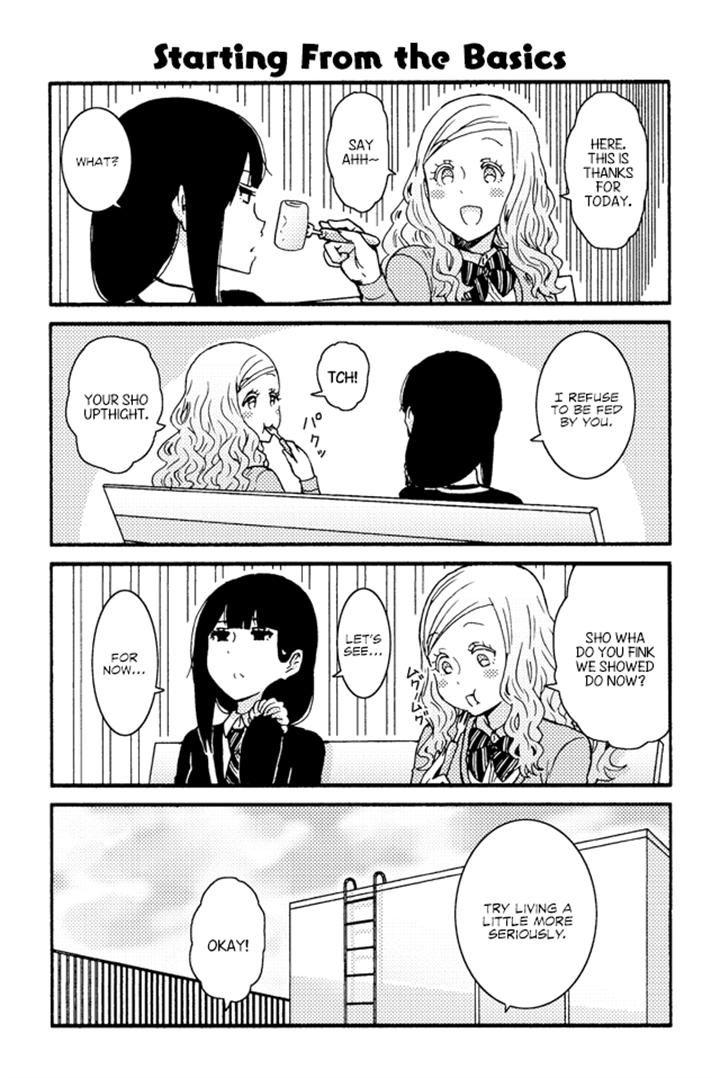 Tomo-chan wa Onnanoko! 219 Page 1