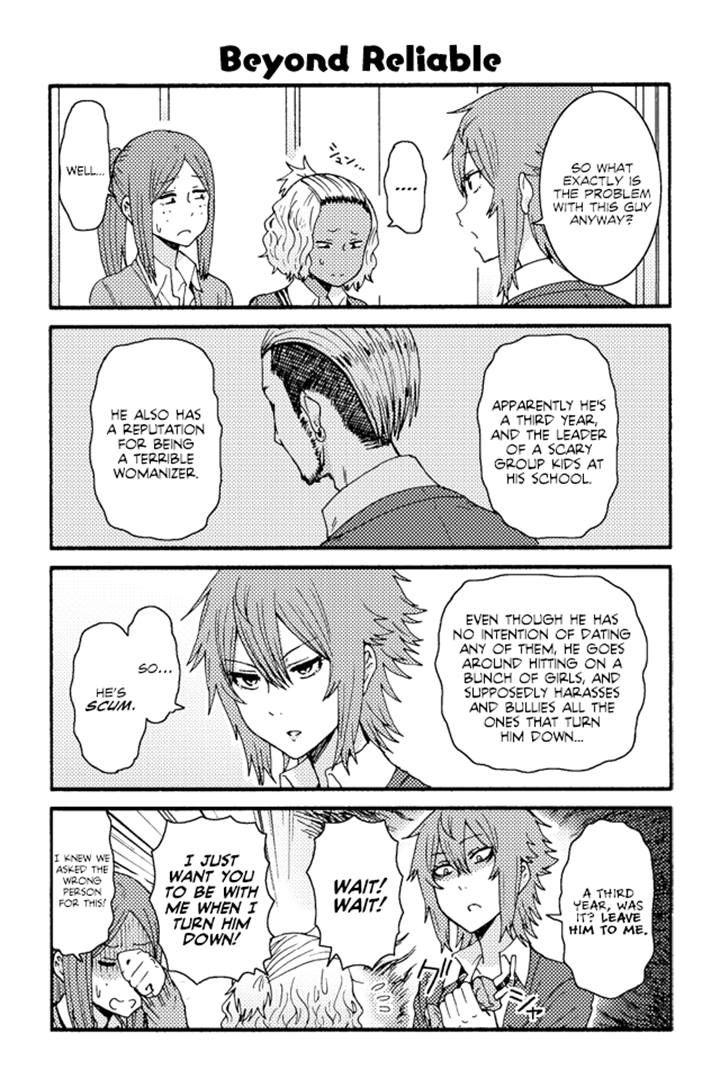 Tomo-chan wa Onnanoko! 229 Page 1