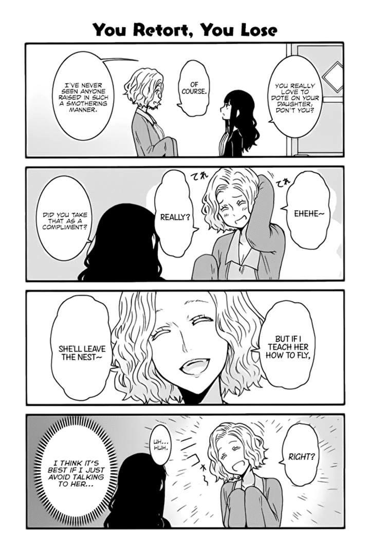 Tomo-chan wa Onnanoko! 252 Page 1