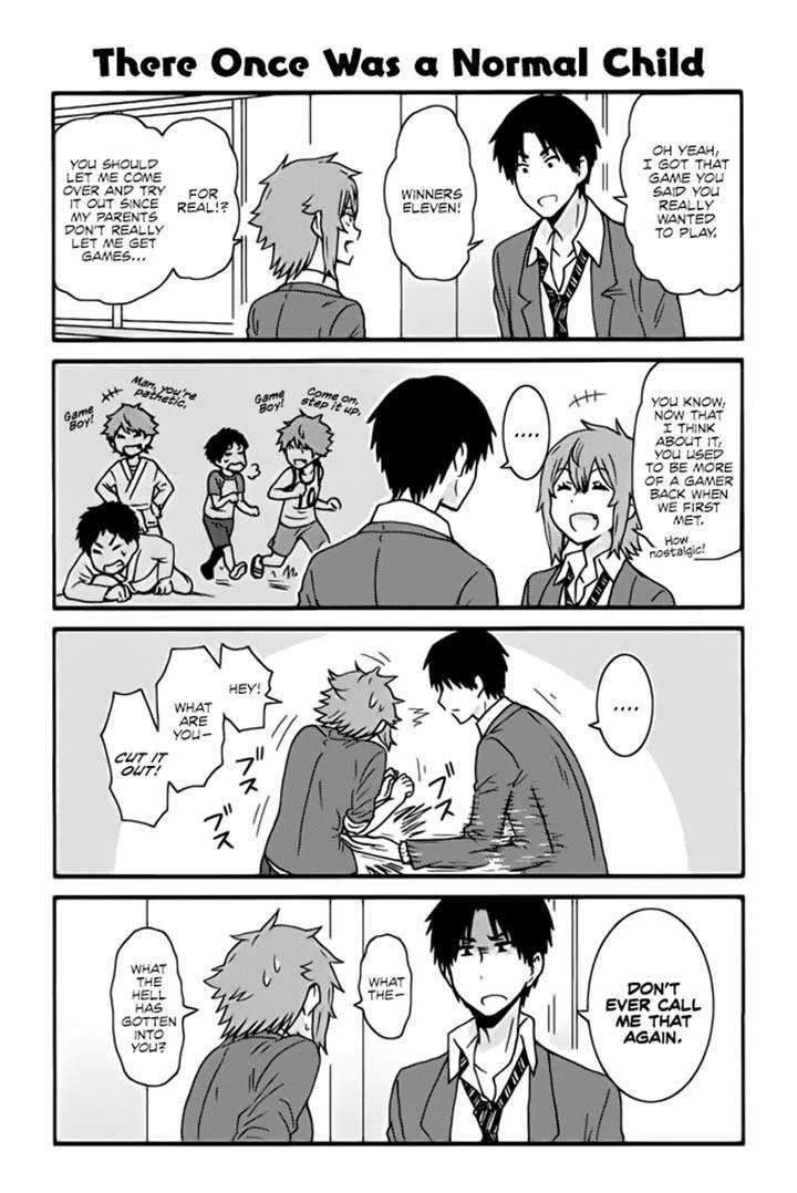 Tomo-chan wa Onnanoko! 261 Page 1