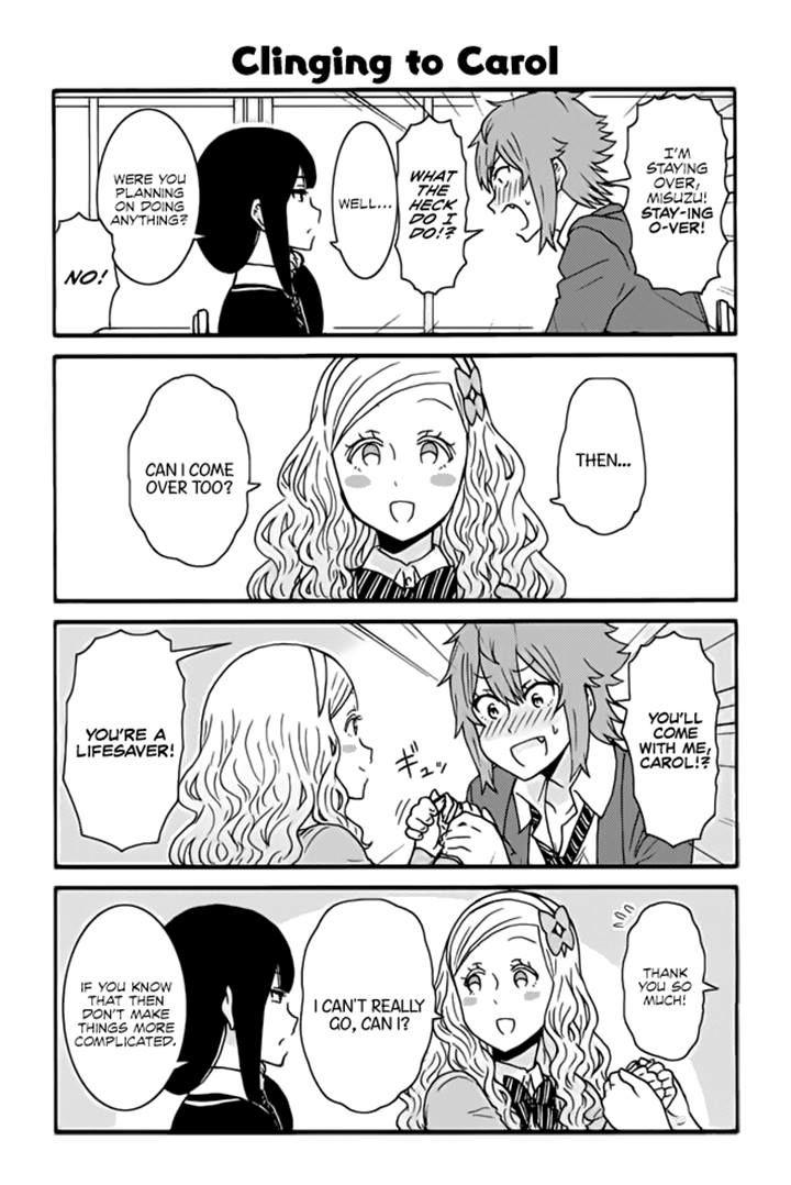 Tomo-chan wa Onnanoko! 263 Page 1