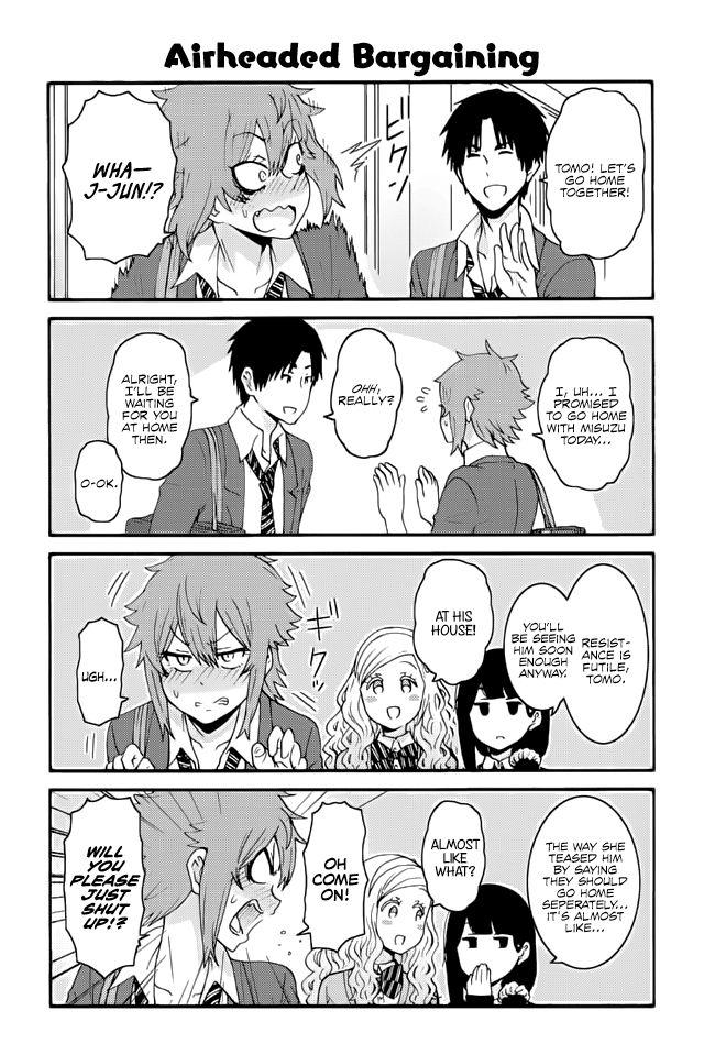 Tomo-chan wa Onnanoko! 266 Page 1