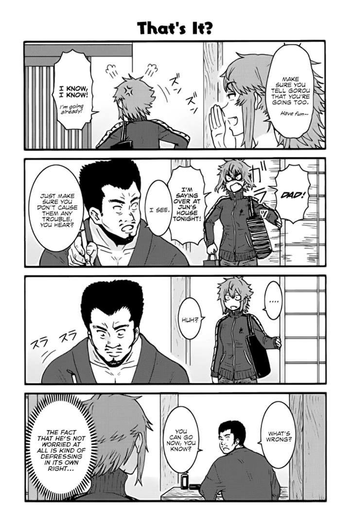 Tomo-chan wa Onnanoko! 269 Page 1