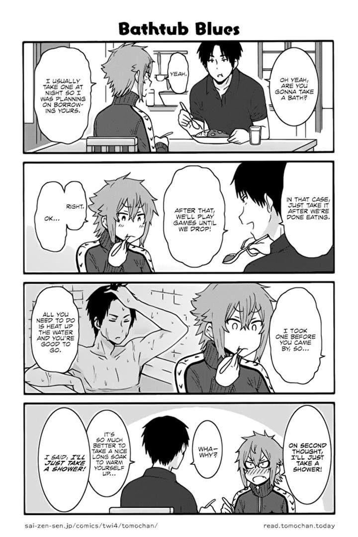 Tomo-chan wa Onnanoko! 273 Page 1