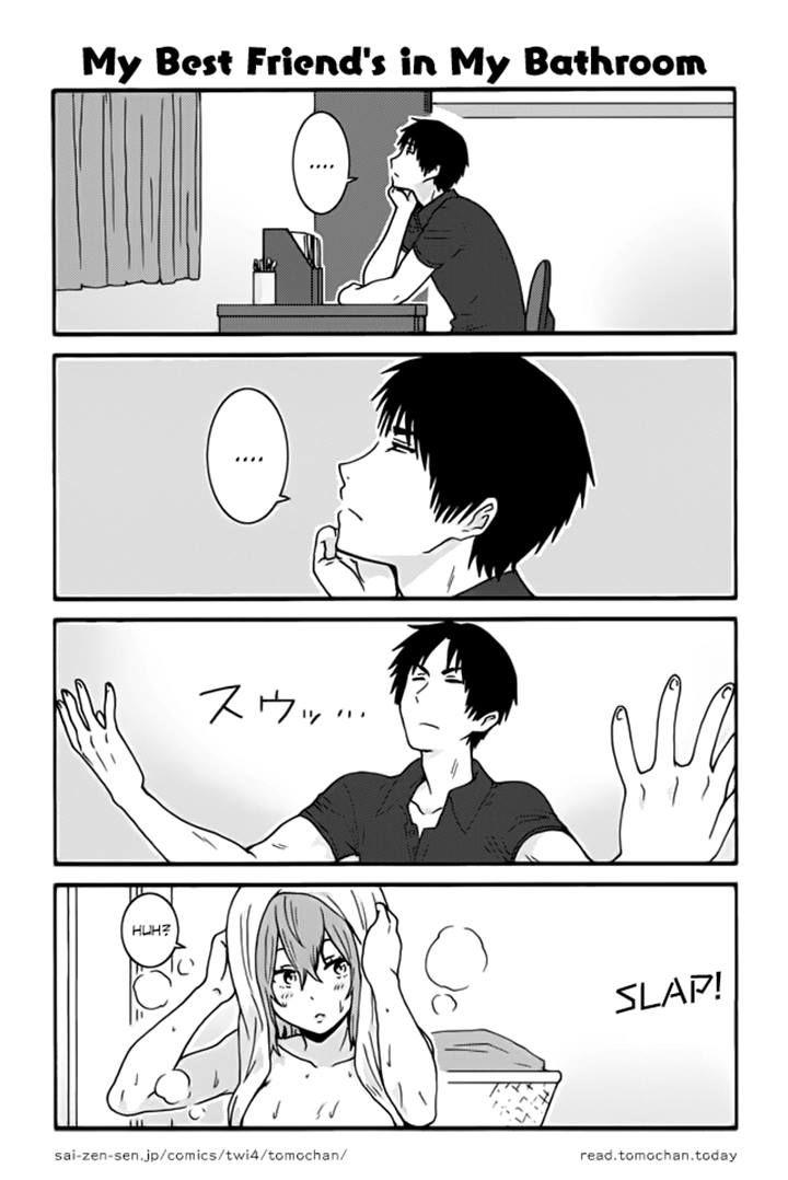 Tomo-chan wa Onnanoko! 275 Page 1