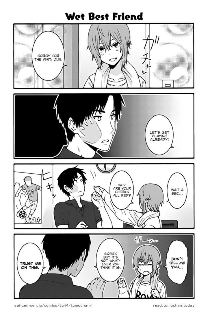 Tomo-chan wa Onnanoko! 276 Page 1