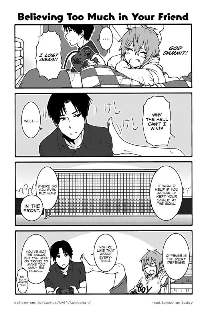 Tomo-chan wa Onnanoko! 279 Page 1