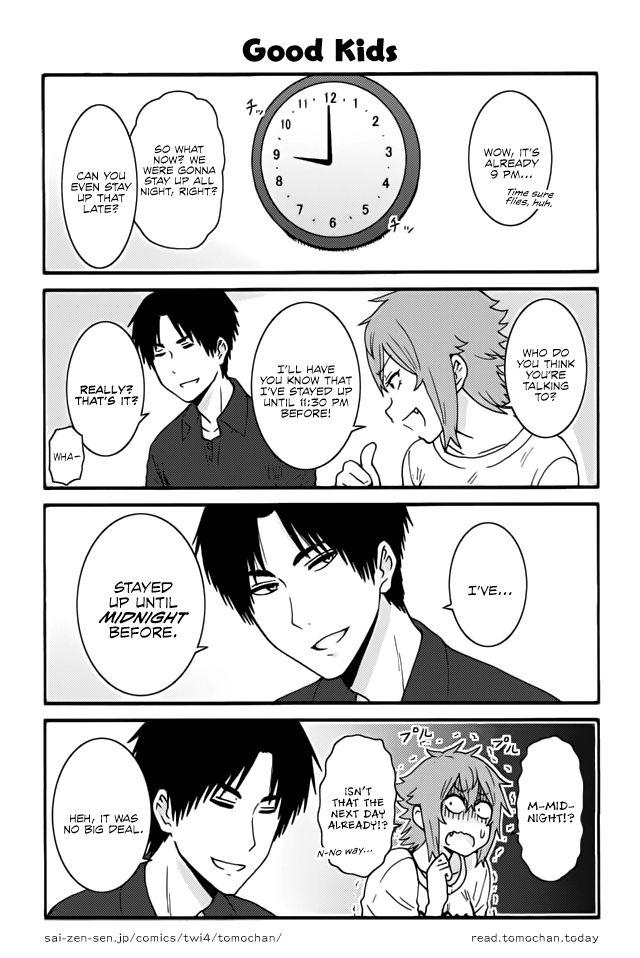 Tomo-chan wa Onnanoko! 281 Page 1