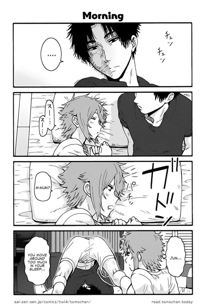 Tomo-chan wa Onnanoko! 287 Page 1