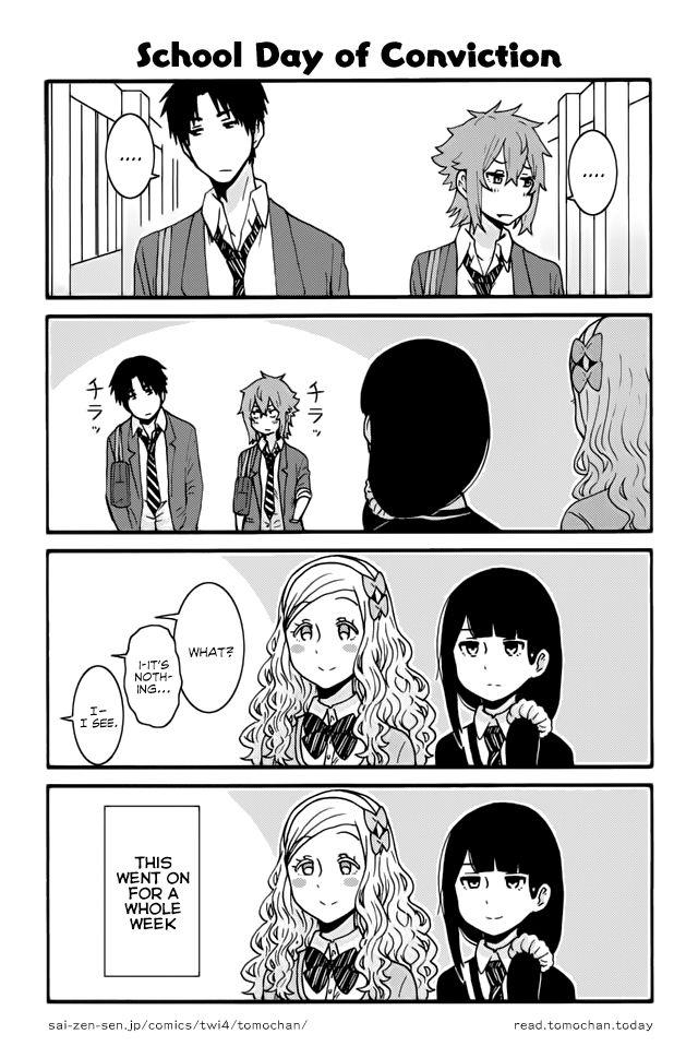 Tomo-chan wa Onnanoko! 289 Page 1