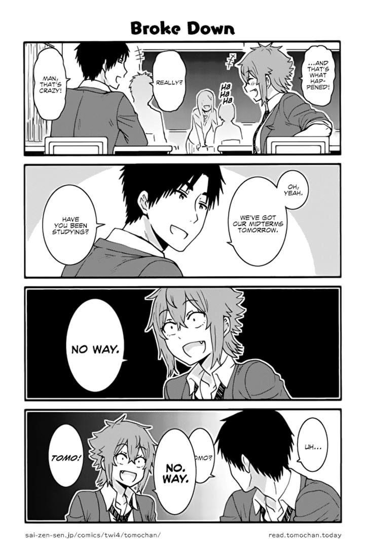 Tomo-chan wa Onnanoko! 290 Page 1