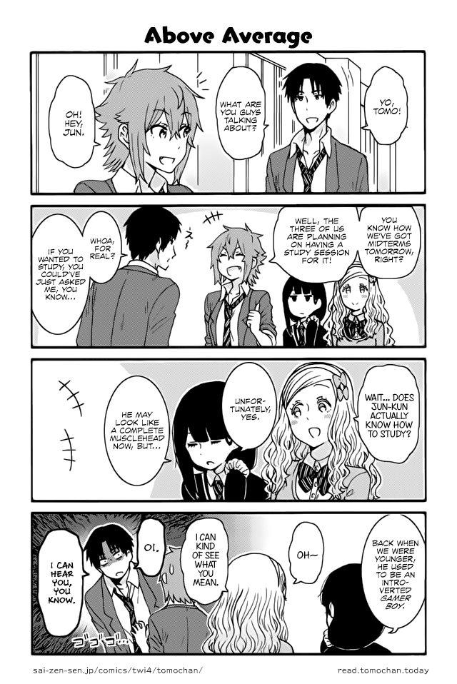 Tomo-chan wa Onnanoko! 294 Page 1