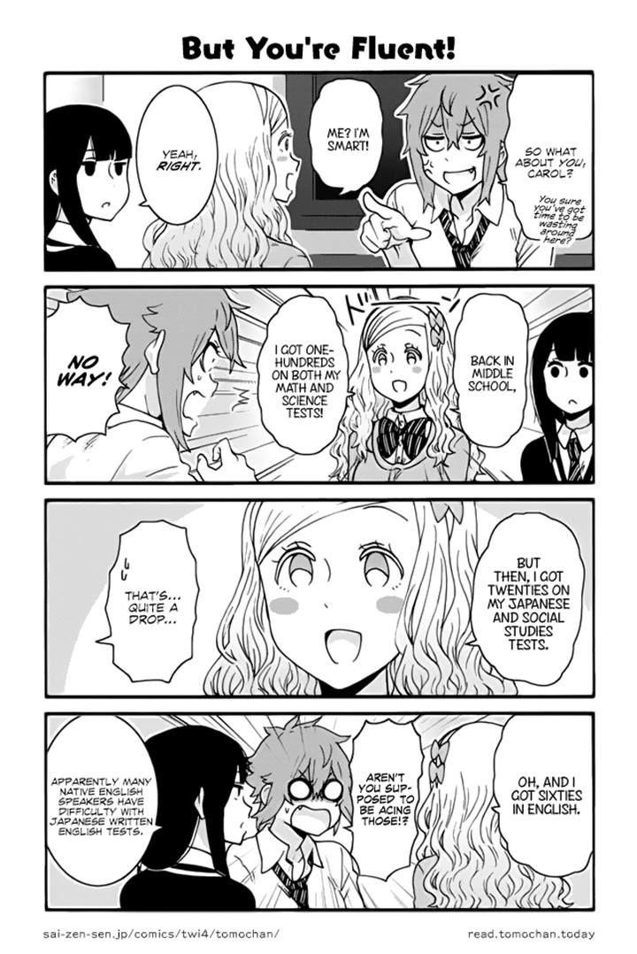Tomo-chan wa Onnanoko! 304 Page 1