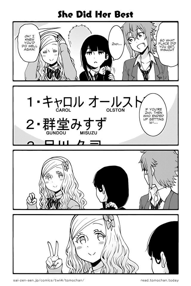 Tomo-chan wa Onnanoko! 314 Page 1