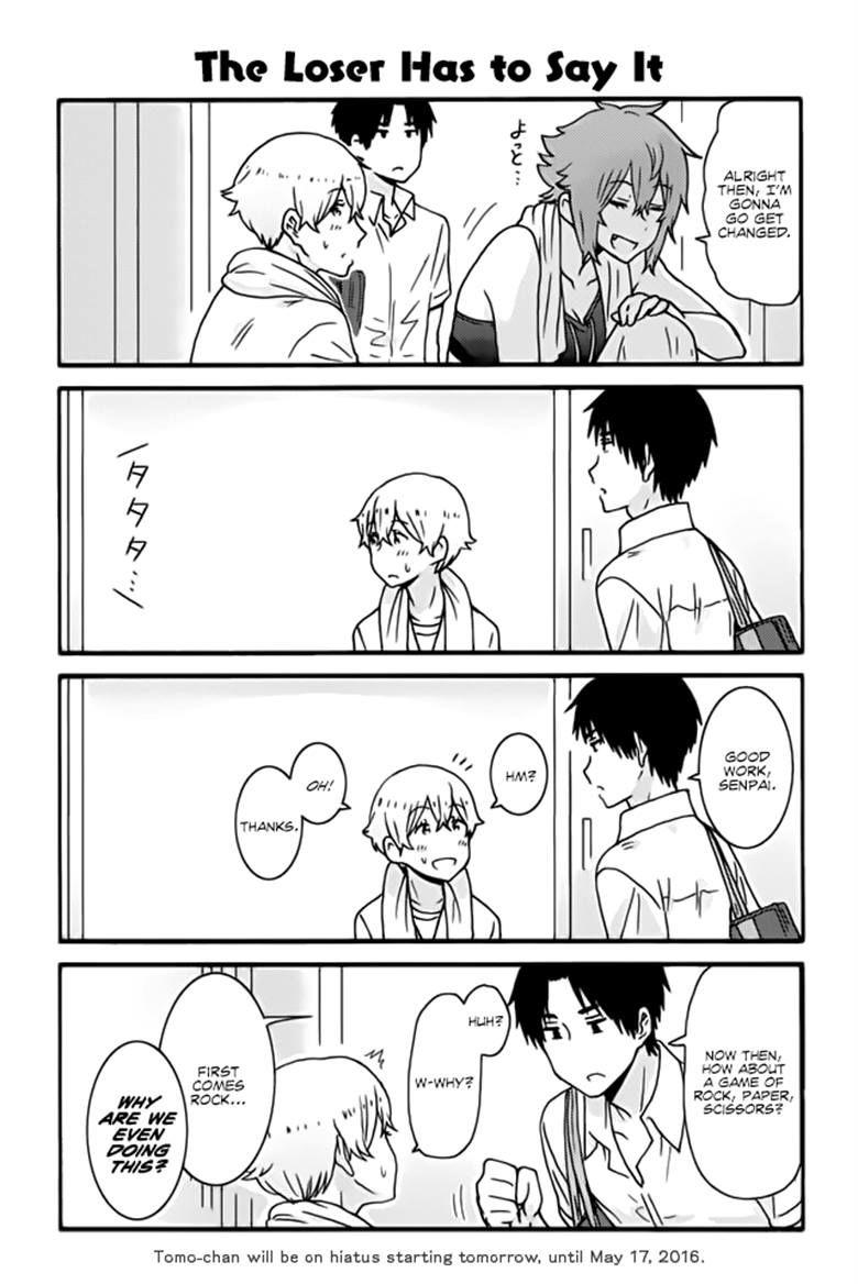 Tomo-chan wa Onnanoko! 325 Page 1