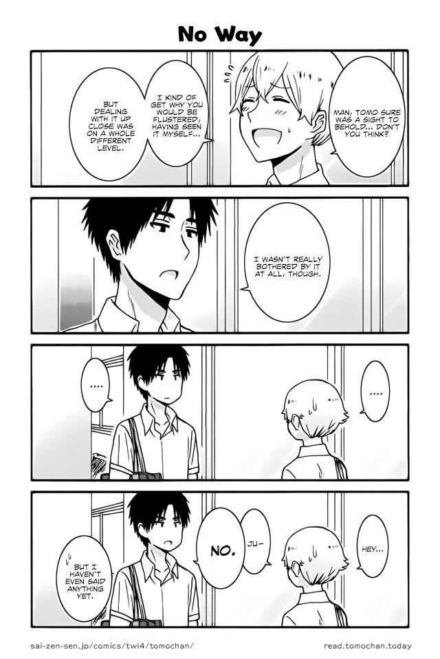 Tomo-chan wa Onnanoko! 327 Page 1