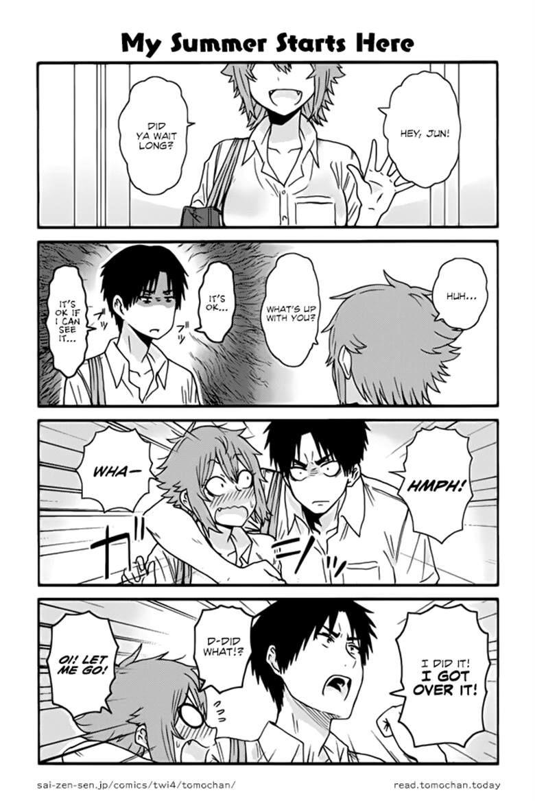 Tomo-chan wa Onnanoko! 328 Page 1