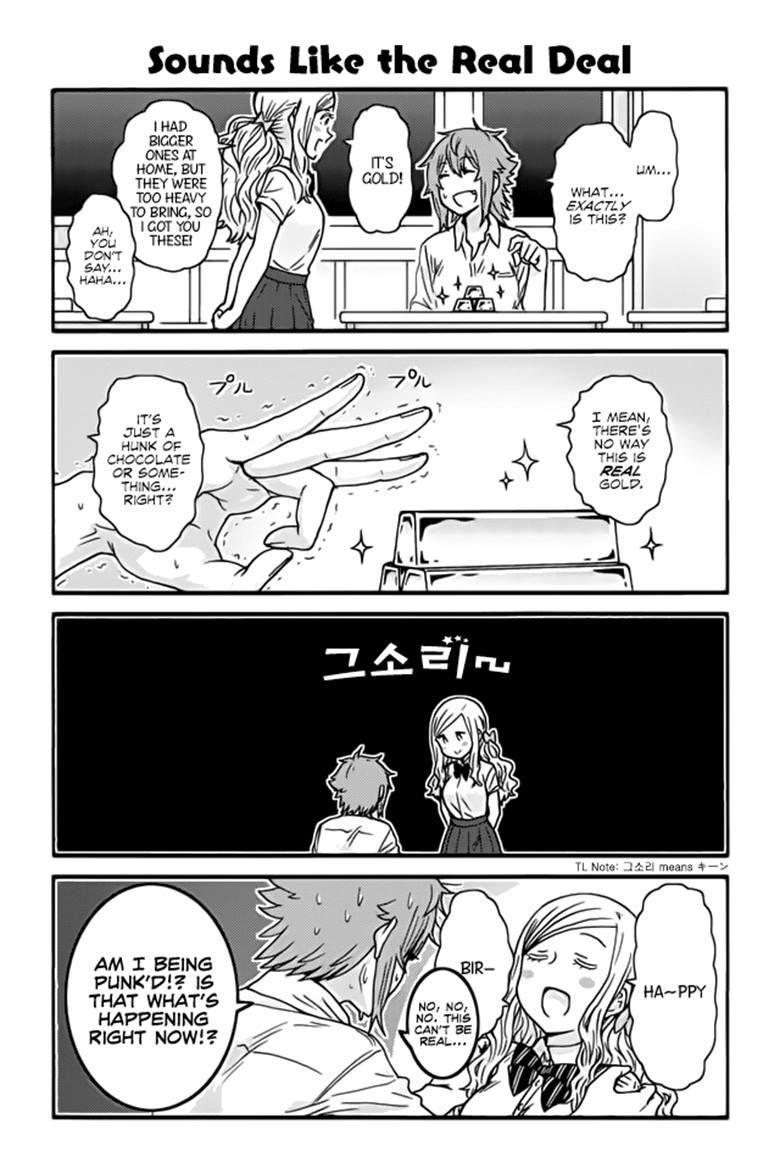 Tomo-chan wa Onnanoko! 333 Page 1