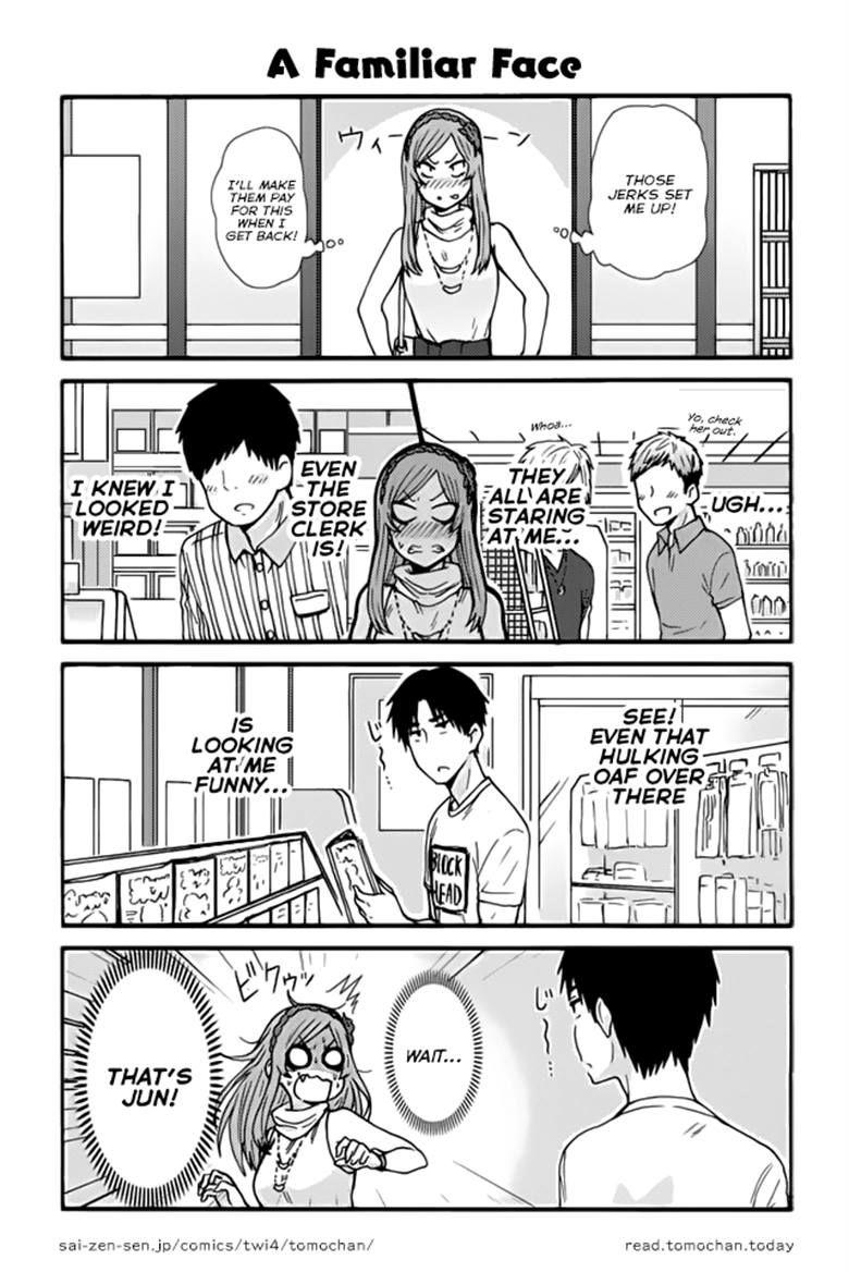 Tomo-chan wa Onnanoko! 343 Page 1