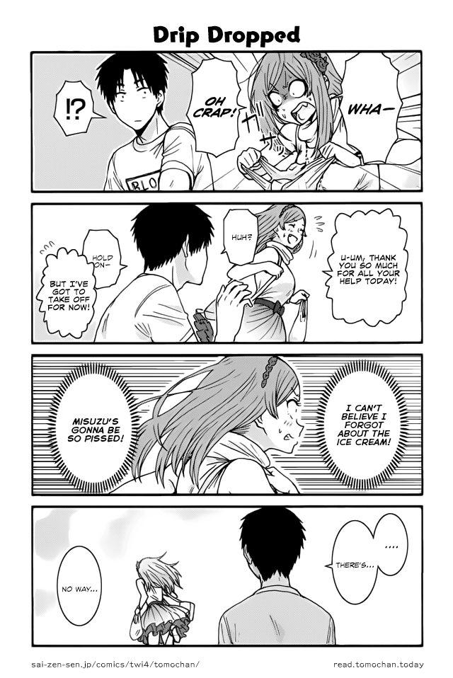 Tomo-chan wa Onnanoko! 356 Page 1