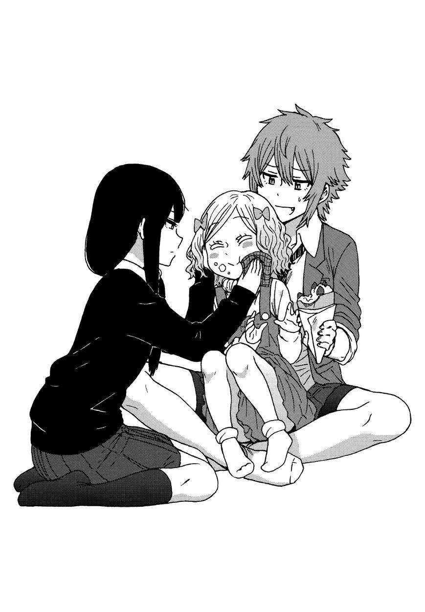 Tomo-chan wa Onnanoko! 359.1 Page 1