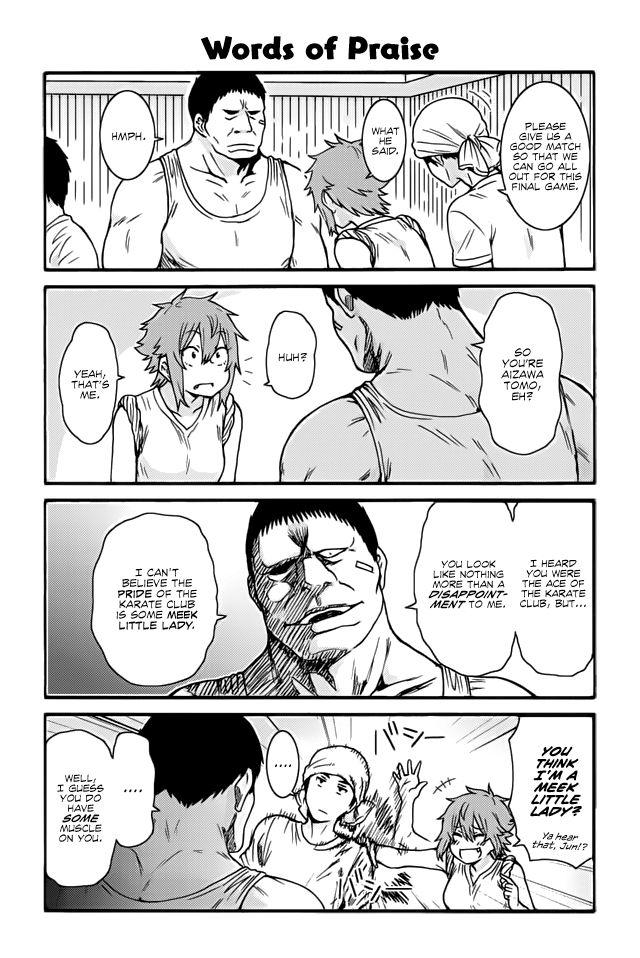 Tomo-chan wa Onnanoko! 381 Page 1