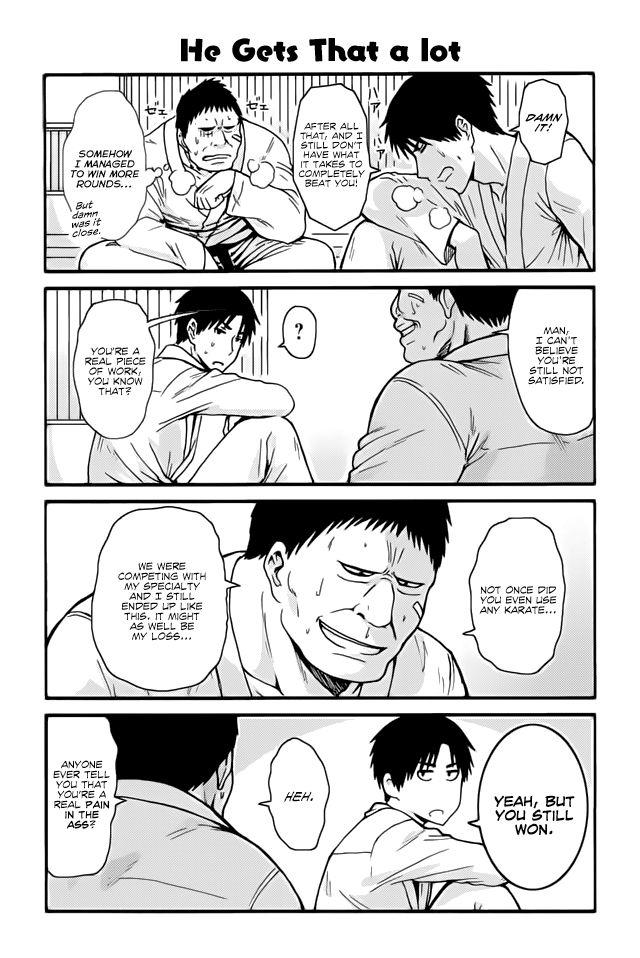 Tomo-chan wa Onnanoko! 393 Page 1