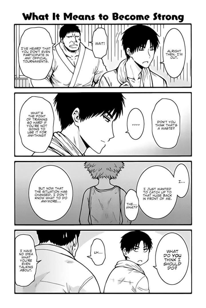 Tomo-chan wa Onnanoko! 394 Page 1