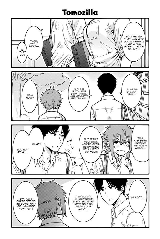 Tomo-chan wa Onnanoko! 395 Page 1
