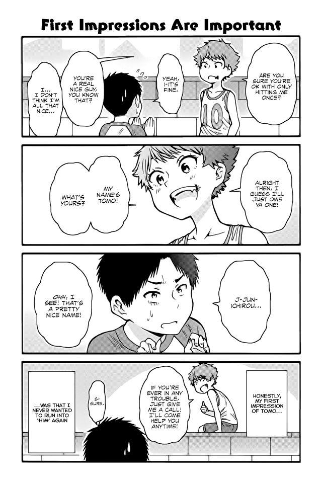 Tomo-chan wa Onnanoko! 401 Page 1