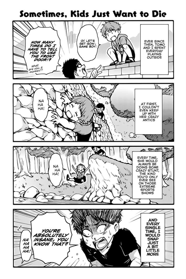 Tomo-chan wa Onnanoko! 406 Page 1
