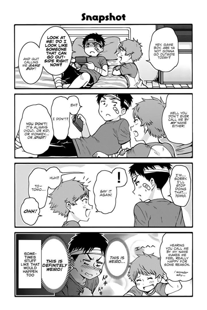 Tomo-chan wa Onnanoko! 407 Page 1
