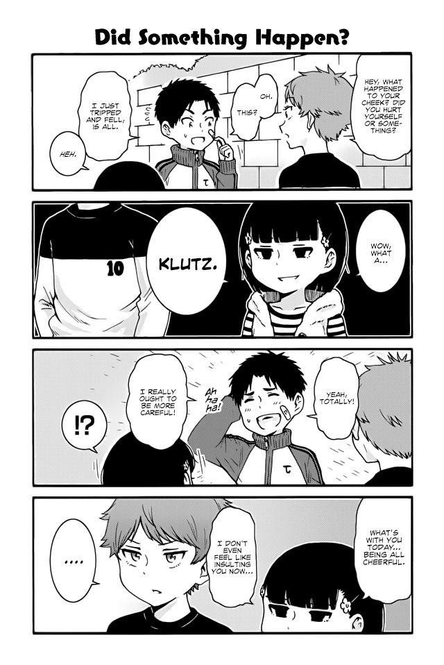 Tomo-chan wa Onnanoko! 418 Page 1