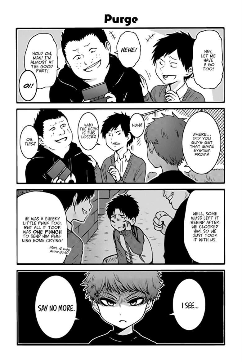 Tomo-chan wa Onnanoko! 419 Page 1