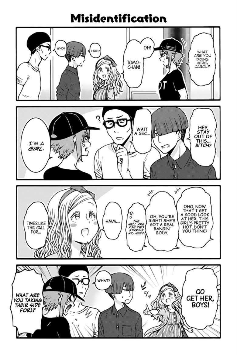 Tomo-chan wa Onnanoko! 428 Page 1