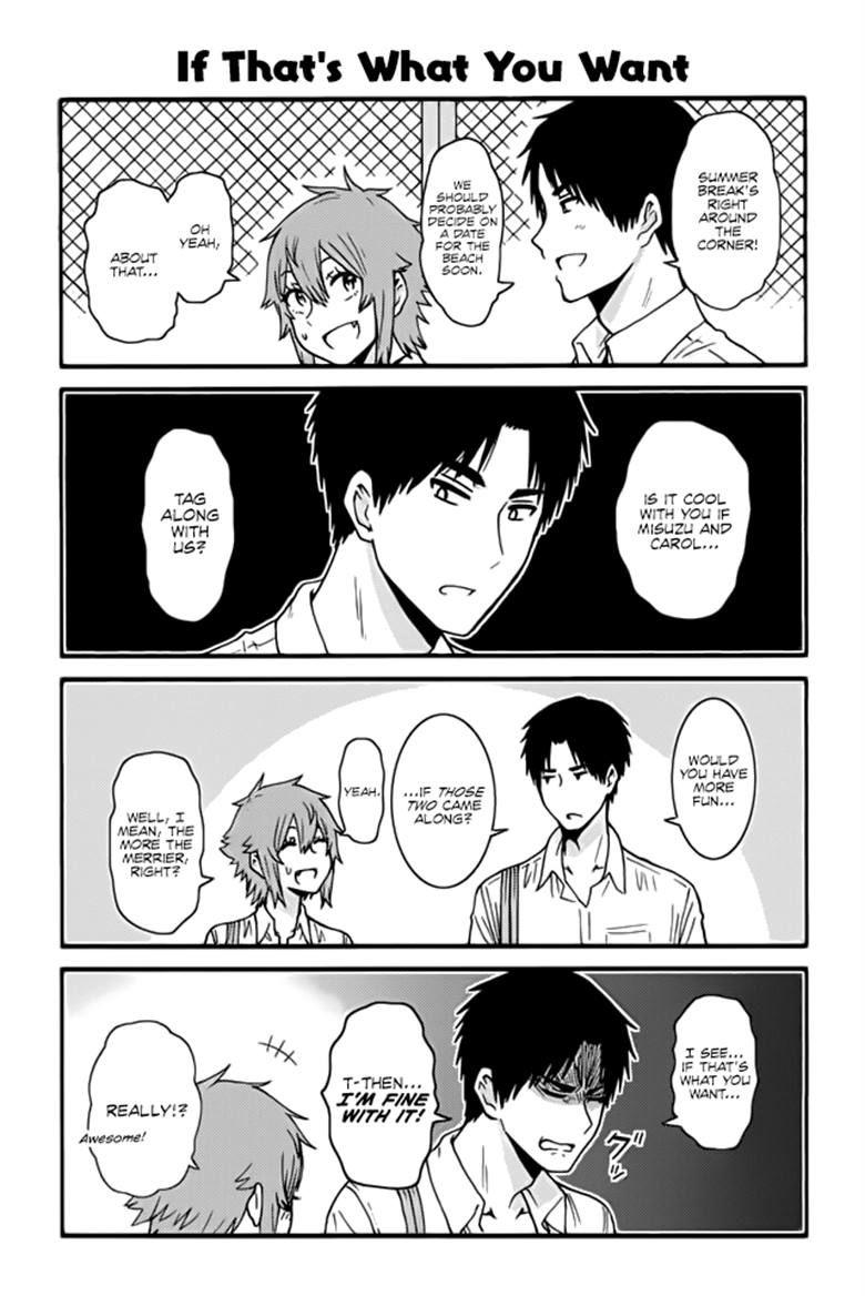 Tomo-chan wa Onnanoko! 449 Page 1