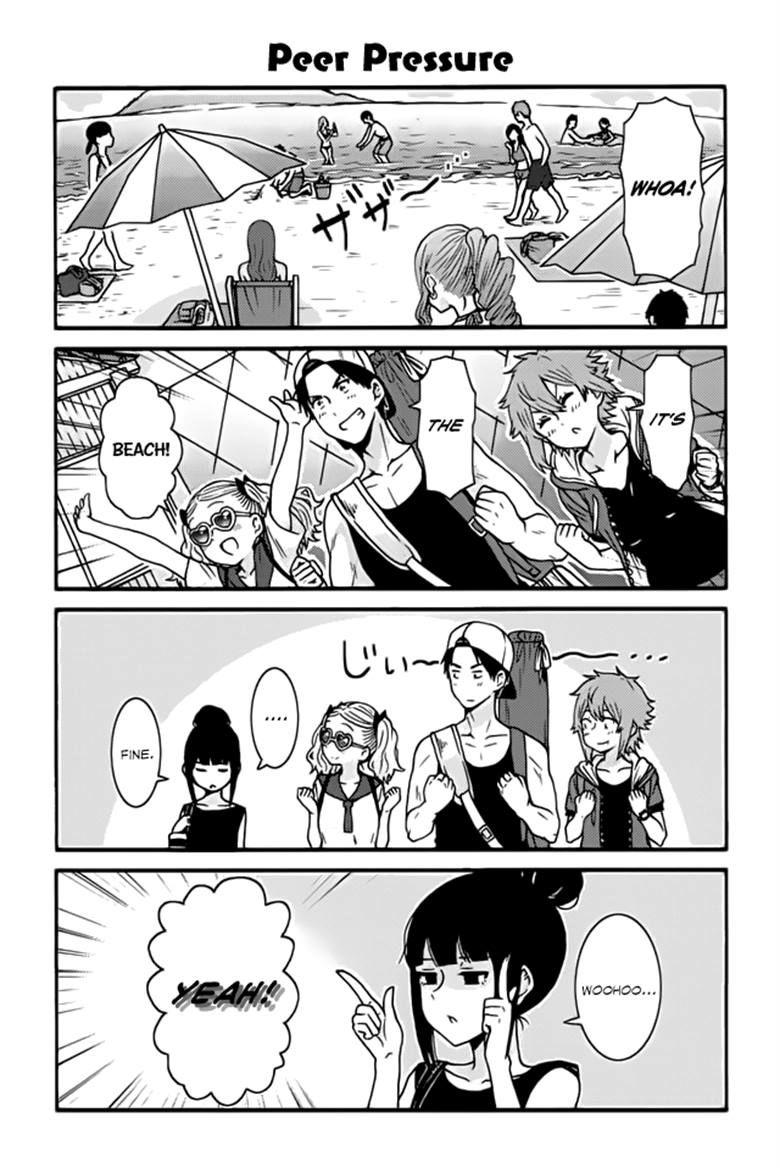 Tomo-chan wa Onnanoko! 454 Page 1