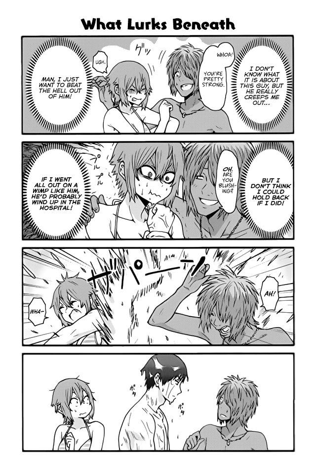 Tomo-chan wa Onnanoko! 466 Page 1