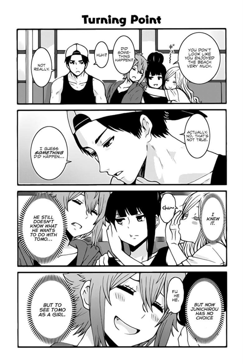Tomo-chan wa Onnanoko! 476 Page 1