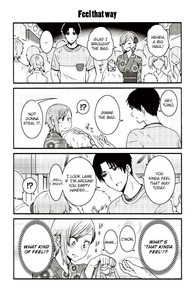 Tomo-chan wa Onnanoko! 506 Page 1