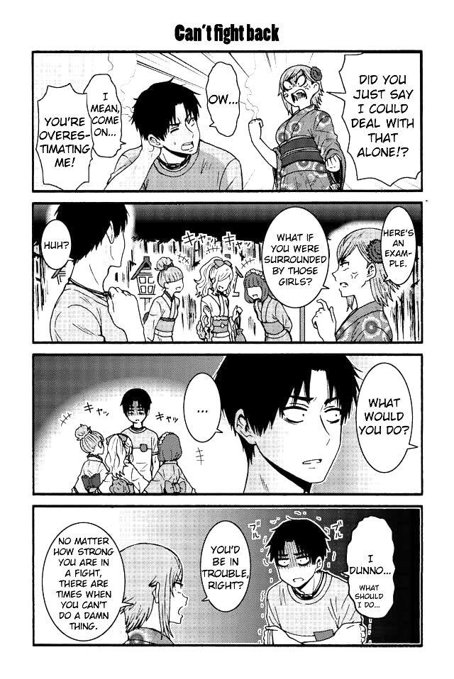 Tomo-chan wa Onnanoko! 511 Page 1