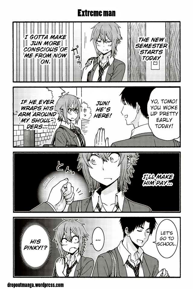 Tomo-chan wa Onnanoko! 519 Page 1
