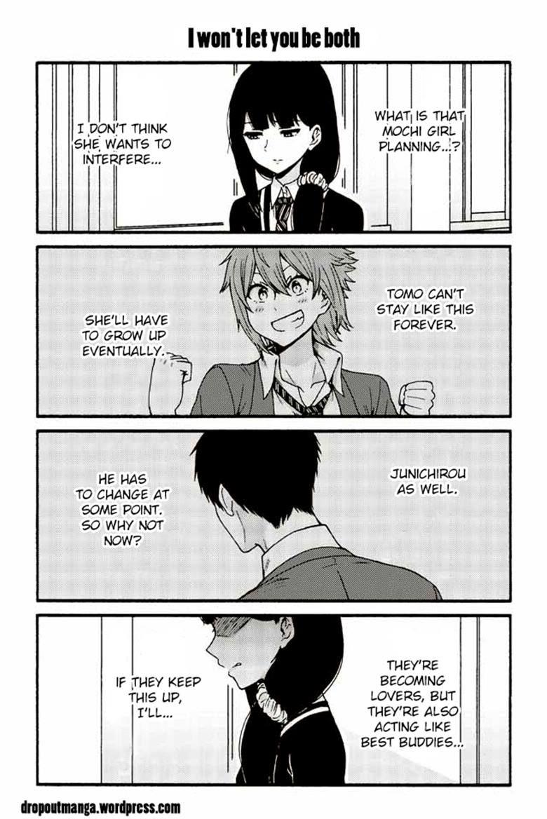 Tomo-chan wa Onnanoko! 522 Page 1