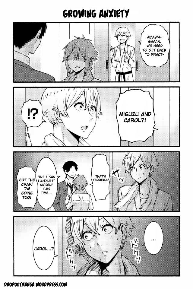 Tomo-chan wa Onnanoko! 533 Page 1