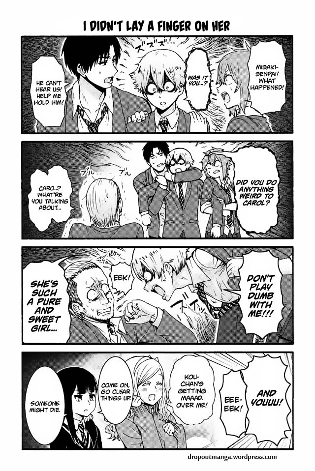 Tomo-chan wa Onnanoko! 539 Page 1