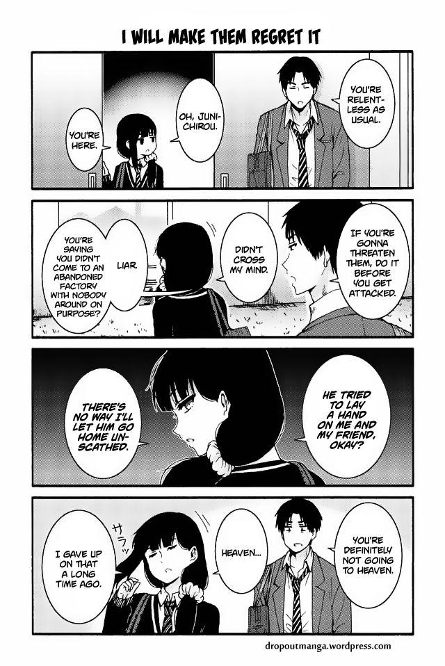 Tomo-chan wa Onnanoko! 544 Page 1