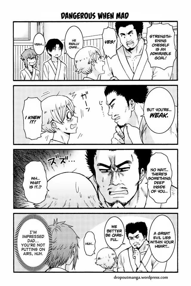 Tomo-chan wa Onnanoko! 552 Page 1