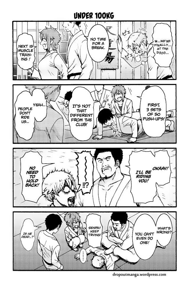 Tomo-chan wa Onnanoko! 556 Page 1